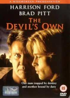 Directed by Alan J. With Harrison Ford, Brad Pitt, Margaret Colin, Rubén Blades. See Movie, Movie List, Movie Tv, Brad Pitt Movies, The Devil's Own, Irish Movies, Harrison Ford, Great Movies, Awesome Movies