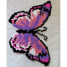 Butterfly hama beads by lecreazionidibetty