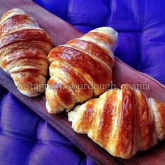 100% sourdough croissants (commercial yeast free) Recipe on Food52 recipe on Food52