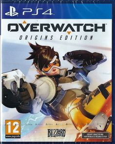 Playstation 4 Overwatch Origins Edition (PS4) BRAND NEW