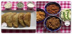 Quesadillas Fritas Great Recipes, Tacos, Ethnic Recipes, Cold, Cooking Recipes, Mexican Cuisine, Mexican, Ethnic Food