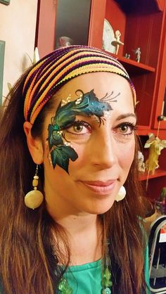 Wow Factor Faces|Face Painter Hertfordshire|Herts|Face Painting Party | Adult Face Art Gallery