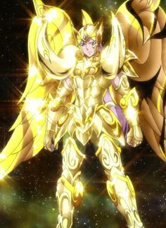 Mu de Aries Soul of Gold