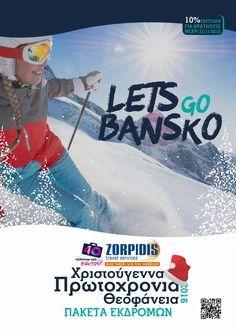 Zorpidis travel – Ζορπίδης τράβελ. Νέος κατάλογος  : LETS BANSKO! – Χριστούγεννα – Πρωτοχρονιά – Φώτα 2015 – 2016.  Δείτε τον online : http://www.helppost.gr/prosfores/diakopes-taxidia/zorpidis-travel/