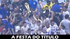 A festa do Corinthians Campeão da Liga Nacional de Futsal 2016 (12/12/2016)