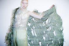 Armani Privé - Spring 2015 - Fashion Backstage