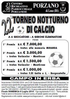 Torneo Notturno di Calcio a Porzano di Leno http://www.panesalamina.com/2014/25809-torneo-notturno-di-calcio-a-porzano-di-leno.html