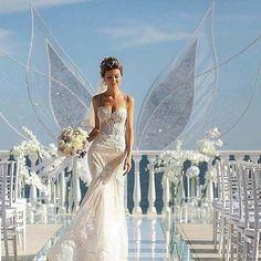 so elegant bride in our Onuka style 💎 photo decor Wedding Scene, Wedding Bride, Dream Wedding, Summer Wedding, Wedding Designs, Wedding Styles, Wedding Photos, Elegant Bride, Beautiful Bride