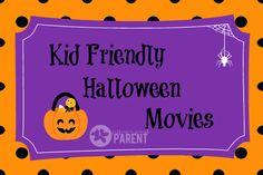 Kid Friendly Halloween Movies