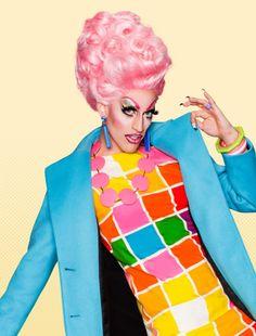 Acid Betty RuPaul's Drag Race Season 8 Drag Queen