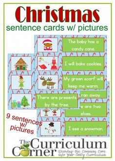 Christmas Sentence C