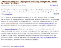 Pre Employment Authorization Form Background Checks Save Companies