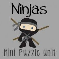 Ninja Mini Puzzle Unit