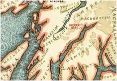 MacTavish family map
