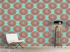 Design #Tapete Quarz Floral