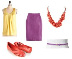 Inspired by... Confessions of a Shopaholic - College Fashion