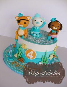 Octonauts Cake   Flickr: Intercambio de fotos