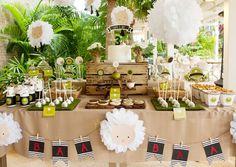 Little Lamb Dessert Table
