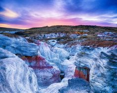 Paint Mines Interpretive Park – Calhan, Colorado | Atlas Obscura