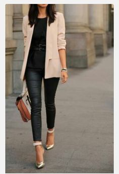 Love this... Chic look