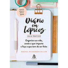 Foto 1 - Livro - Diário em Tópicos - Guia Prático