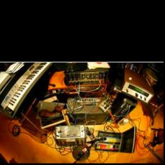 Music...hope to have a room like this one day