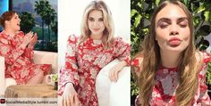 Social Media Style — Lena Dunham, Ashley Benson, and Cara Delevingne's...