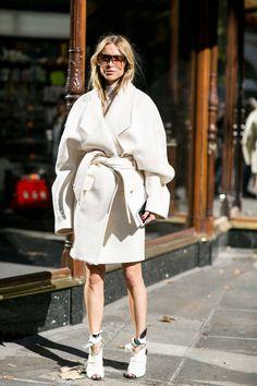 Mode Street style   tous les look et styles de la rue sélectionnés par  Elle.fr - Elle d8c8720845b