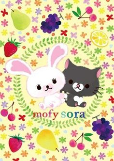 Mofy + Sora ☆