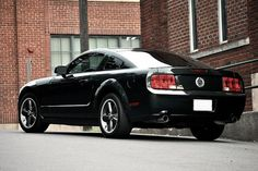 2008 Ford Mustang, Ford Mustang Bullitt, Photo Galleries, Cars, American, Gallery, Roof Rack, Autos, Car