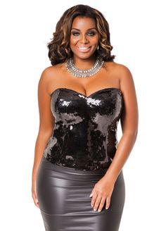 c748ec5862eb7 Plus Size Ebony. Ashley StewartPlus ...