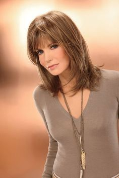 Image result for long hair with bangs over 40 jaclyn smith