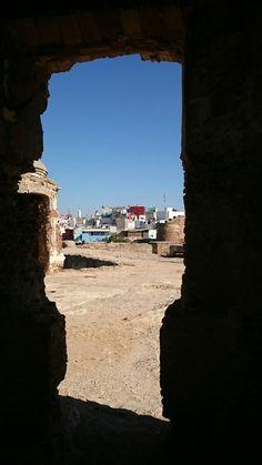 Le #fort de #Larache #Maroc