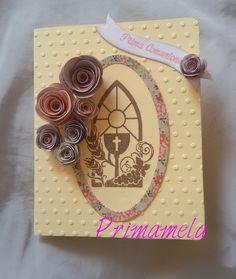 First comunion card https://m.facebook.com/Primamela-618616944921762/