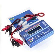 $28.00 (Buy here: https://alitems.com/g/1e8d114494ebda23ff8b16525dc3e8/?i=5&ulp=https%3A%2F%2Fwww.aliexpress.com%2Fitem%2FIMAX-B6-RC-Lipo-NiMh-Battery-Digital-Balance-Charger-with-T-Plug-or-Tamiya-Connector-Calbe%2F32440494021.html ) IMAX B6 RC Lipo NiMh Battery Digital Balance Charger with T Plug or Tamiya Connector Calbe for just $28.00