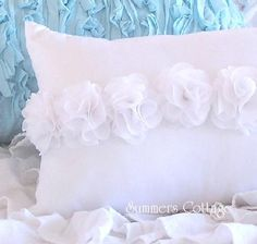 Shabby Cottage Chic Pillow