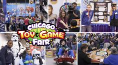 Chicago Toy & Game Fair 2017! #Chitag Giveaway!