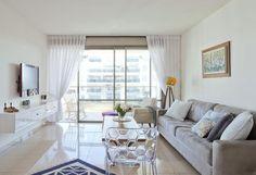 נקייה ומצוחצחת: סטיילינג לדירה שכורה בחולון | בניין ודיור