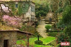 Una visita al pazo gallego donde Alfonso XIII pasaba sus veranos #ACoruña #Faramello #pazos #jardines #Galicia