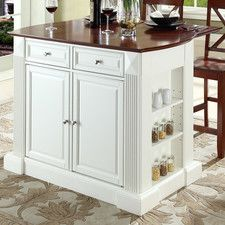 Portable Kitchen Islands With Breakfast Bar Foter Home Sweet - Portable kitchen island breakfast bar