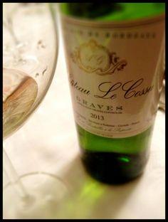 El Alma del Vino.: Les Vignobles Guindeuil Château Le Cossu Blanc 2013.