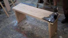 DiResta Mortise & Tenon Bench