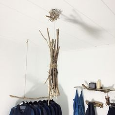 """Bottenån"" Handmade by Blue Thimble Denim in the heart of Bergslagen, Sweden."