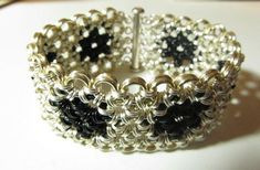 Arm Yourself With Chainmaille Jewelry Patterns