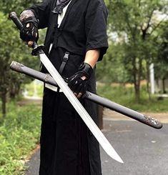 Ninja Weapons, Anime Weapons, Fantasy Weapons, Weapons Guns, Tactical Swords, Katana Swords, Samurai Swords, Swords And Daggers, Knives And Swords