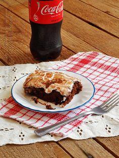 Adding to my must make list, Cracker Barrel Coke Cake!