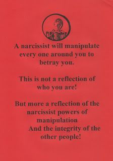 narcissistic personality disorder | found on maliciousmothersyndrome blogspot com