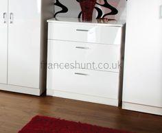 Eaton mix 'n' match 3 drawer deep chest