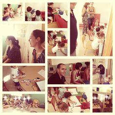 Periodo de adaptación en la Escuela Infantil. Realizado con padres, madres y familiares