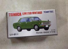 トミカリミテッド LV-61aHonda1300 77s未使用品